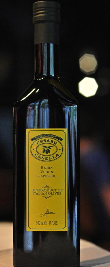 Extra Virgin Olive Oil 100% Italian